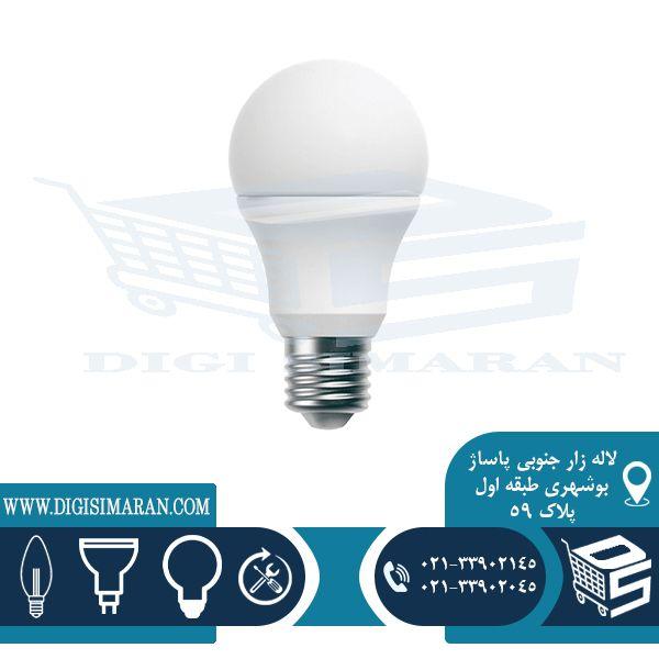 لامپ حبابی معمولی 9 وات مدل SL-SBF