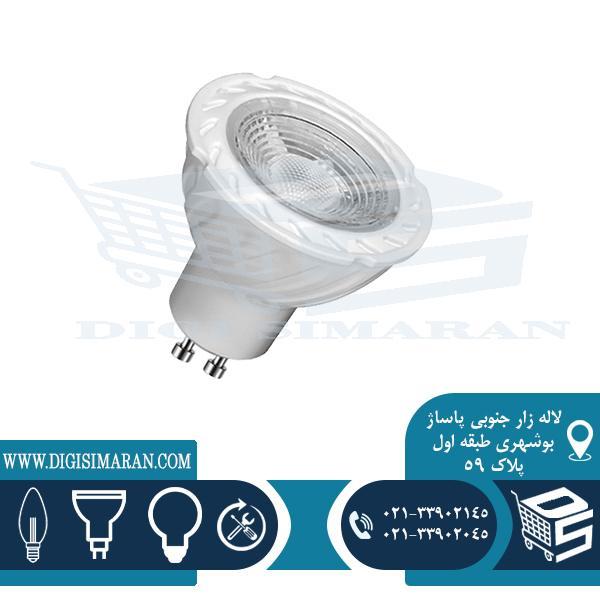 لامپ هالوژنی 6 وات COB سیماران